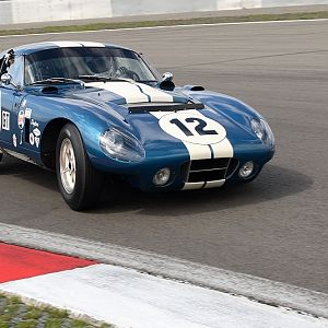 Cobra Daytona Coupe