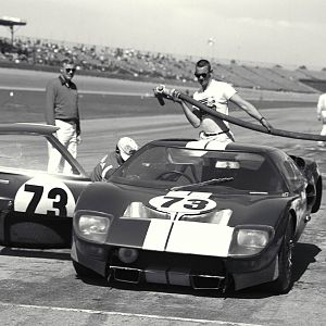 GT40 in Daytona