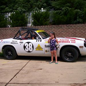 Jensen Healey and Sydney