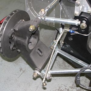 MkIV LR Suspension Components