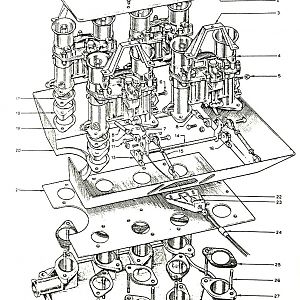 Parts Book, Intake