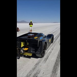 World of Speed 2018 Bonneville