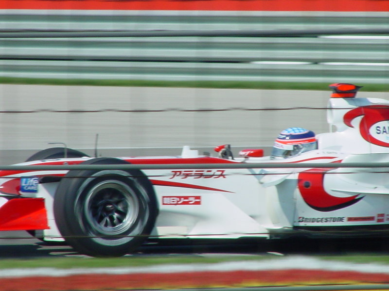 2006 F1 at Indy by Dan W