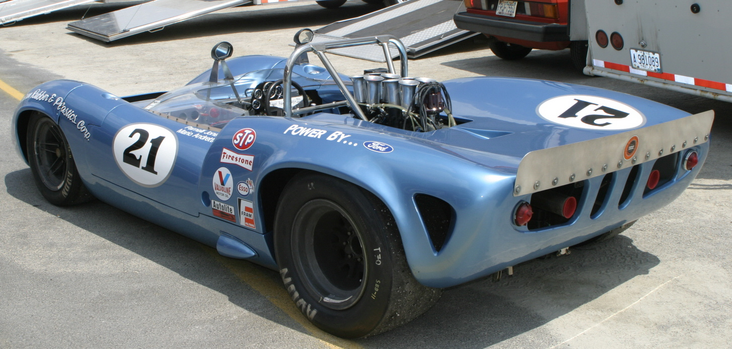 Ford Powered Lola T70