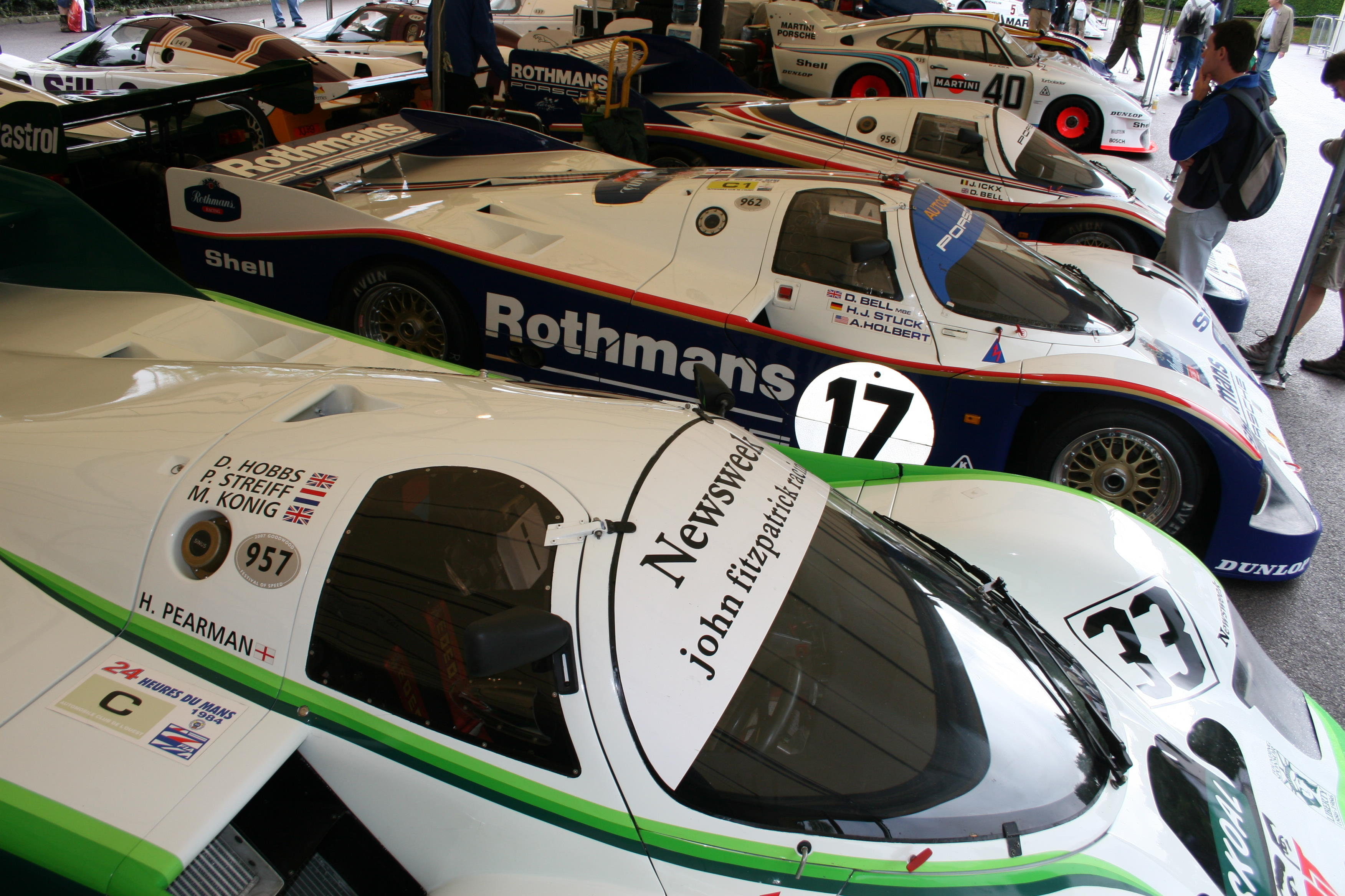 Group C Prototypes selection