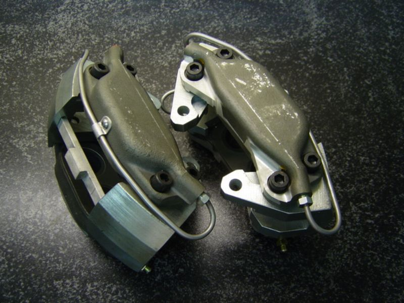 GT40 Gulf Rear Calipers